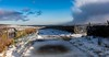 Storm brewin (Phil-Gregory) Tags: natrural naturalphotography naturephotography naturalworld nikon d7200 tokina1120mmatx tokina 1120mmproatx11 colours color lane snow fence wall peakdistrict derbyshire wideangle ultrawide
