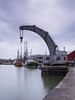 Bristol's Maritime History (brwestfc) Tags: bristol harbor boat ship water steam crane reflection past history maritime