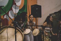 Manas in Boxe - Rio Claro (caipiralab) Tags: rio claro cultura estação ferroviária mm boxe mulheres março antifascista luta resistência feminismo cobertura