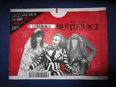 Beetlejuice NetFlix Envelope 20 year Anniversary 8839 (Brechtbug) Tags: beetlejuice netflix red halloween envelopes 2018 ghost tim burton live action cartoon cartoons holiday jack o lantern pumpkin monsters holidays ad advertising art illustration decoration net flix flicks netflicks count undead creature night bat blood sucker nyc march 03272018 envelope 20 year anniversary