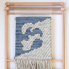 Workspace_-2-2 (beckytheRD) Tags: gartencraft wallhanging frameloom frameloomweaving funemstudio handwoven handmade rope tapestry wallart walldecor wallweave weaving woventapestry yarn