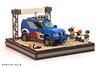 Stanley (VW Touareg 1st Gen) (Pixel Fox) Tags: lego volkswagen vw touareg stanley vignette diorama 4x4 offroad darpa 2005