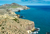 Cabo de Gata coastal track (www.eiderphoto.com) Tags: cabo de gata minolta5035qfmacro ilce7 sopnya7 almeria naturalparc eiderphoto mediterranean sea andalucia volcanic