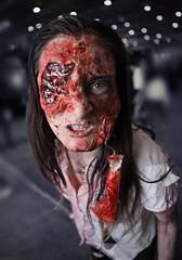 OKIMG_3090 (taymtaym) Tags: romics 2018 primavera spring romics2018spring romics2018primavera fiera di roma cosplay cosplayers costumes costumi costume cosplayer portrait portraits ritratto ritratti girl ragazza model modella zombie blood sangue horror scary spooky