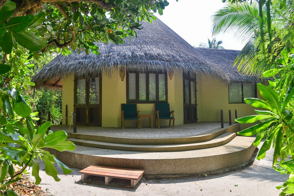 Sunset Beach Villa Exterior
