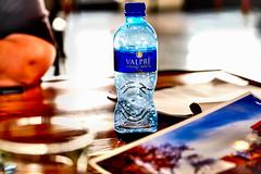 Sometimes, All One Needs  is a Bottle of Water! (Raphael de Kadt) Tags: everyday workshop simplicity product water bottle table abstract rosebank johannesburg southafrica minimalism gauteng httpswwwfacebookcomfotoza httpswwwfotozacoza fotozagallery kameraz incamerasettings photograph valpre