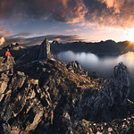 Sunset in Senja thumbnail