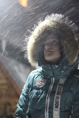 (kattheraccoon) Tags: canon canoneos canoneos1300d art photography snow serbia kopaonik winter white cold portrait girl pretty fog