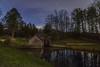 Mabry Mill (griffin.s.scott) Tags: virginia nightphotography water longexposure startrails blueridgeparkway mabrymill
