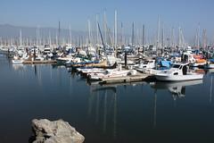 Santa Barbara (davidjamesbindon) Tags: america states united usa california barbara santa bay harbour marina boats yachts vessels
