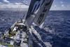 Leg 6 to Auckland, day 07 on board Brunel. Sail change. Drone. 13 February, 2018. (VORfinishDH2018) Tags: aerialleg6commercialinmarsatnorthsailstoaucklanddrone201718onboardonboardteambrunelracepartnersracesupplierskindofpicture 201718 aerial commercial drone inmarsat kindofpicture leg6 northsails onboard racepartners racesuppliers teambrunel toauckland