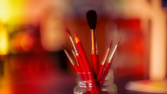 Aquarelle (YᗩSᗰIᘉᗴ HᗴᘉS +15 000 000 thx) Tags: aquarelle color soft flou blur pinceau crayon paint painting pencil hensyasmine namur belgium europa aaa namuroise look photo friends be saariysqualitypictures wow yasminehensinterest intersting eu fr greatphotographers lanamuroise