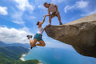 Pedra do Telégrafo - Rio de Janeiro