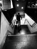 Stairs (takana1964) Tags: streetphotography street streetsnap streetshot snap snapshot monochrome kyotocity japan citysnap olympus omd