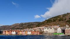 Bryggen - UNESCO world heritage site - Bergen - Norway (Explored #64 23-3-18) (JnHkstr) Tags: bryggen bergen norway noorwegen nikon d500 harbour haven