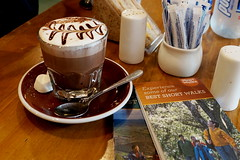 Get ready for adventure :) Short break at Arthurs Pass (Tatters ✾) Tags: newzealand nz cacao drink hot chocolate