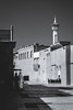 Bastakia (http://arnaudballay.wix.com/photographie) Tags: 2018 nikond610 ville architecture dubai burdubai dubaicreek emirates couple street bastakiya alfahidi emirati mosquee minaret tradition