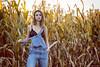 Otilia - 1/6 (Pogdorica) Tags: modelo sesion retrato posado chica sexy maizal oti otilia maiz