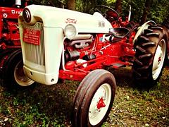 '53 Ford tractor (Jubilee) (delmarvausa) Tags: tractor red vintage oldtractor tractorshow antique thecolorred redtractor tractors antiquetractorshow vintagetractor farming farmequipment maryland delmarva delmarvapeninsula easternshore steamshow easternshorethreshermensassociation threshermensshow oldtractors thingsthatarered ford jubilee oldford fordjubilee 1950s 1953 oldfordtractor