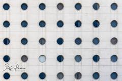 Portholes (svpe4711) Tags: usa architektur building bullaugen us abstract newyork sony windows gebäude structure ny city urban america bigapple travel nyc abstrakt fenster architecture a6000 wall amerika stadt wand