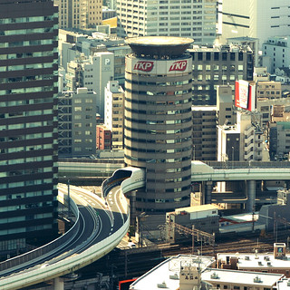 Gate Tower Building, Osaka