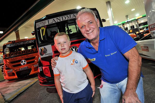 Renato Martins - Foto: Duda Bairros/Copa Truck