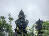 Garuda 6743 (Ursula in Aus (Away Travelling)) Tags: asia bali puraulundanubratan tabanancandikuning temple templeulundanubratan iphone iphone6 indonesia bratan beratan