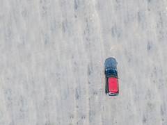 Mini Cooper Works (FOXTROT|ROMEO) Tags: jcw dji mavic mavicpro pro drohne drone car mini minicooper cooper works johncooper johncooperworks redroof auto fast sportscar power bmw aerial street asphalt