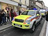 Saint Patrick's Day Parade - March 17, 2018 - Ennis, Ireland (firehouse.ie) Tags: 2018 paddy'sday 07d34113 parade emergency ennis toyota suv coche car clare civildefence clarecivildefence