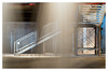 Viscosity (and stairs) (leo.roos) Tags: viscosity 2012 zorofeigl infinity stairs staircase stairway elektriciteitsfabriek denhaag thehague a7s meyerprimoplanf75cm119 meyerprimoplan7519 1940 exakta darosa leoroos installation dayprime day75 dayprime2018 dyxum challenge prime primes lenzen brandpuntsafstand focallength fl