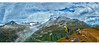 Furkapass and the Rhône Glacier  panorama . Izakigur 08.09.14, 11:56:39 . (Izakigur) Tags: switzerland furka therhôneglacier climbeverymountain rhonegletscher rottengletscher glacierdurhône svizzera lasuisse lepetitprince thelittleprince ilpiccoloprincipe helvetia liberty izakigur flickr feel europe europa dieschweiz ch musictomyeyes nikkor nikon suiza suisse suisia schweiz suizo swiss سويسرا laventuresuisse myswitzerland landscape alps alpes alpen schwyz suïssa luz lumière light licht ضوء אור प्रकाश ライト lux światło свет ışık