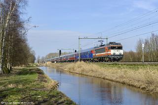 Railexperts - 9901 @ Delft Zuid, 18-03-2018