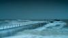 Blizzard Sea (Wicklow) (Five Mile Man) Tags: wicklow pier blizzard storm surge tide clouds
