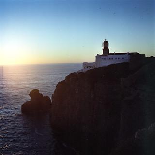 6x6 sunset