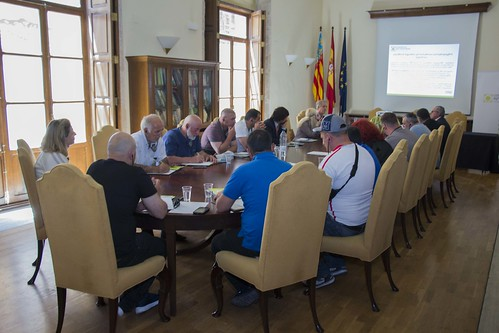 Visita delegación Georgia. Valencia (13-06-2017)