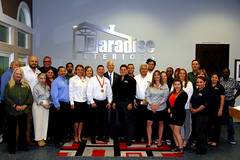 """Paradise Exteriors Hurricane Impact Windows and Doors Florida Governor Rick Scott Governor's Business Ambassador Award • <a style=""""font-size:0.8em;"""" href=""""http://www.flickr.com/photos/153301425@N08/40076827225/"""" target=""""_blank"""">View on Flickr</a>"""