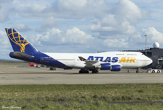 Atlas Air 747-400 N464MC