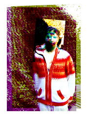 (Karsten Fatur) Tags: portrait model malemodel gay lgbt lgbtq queer queerart rgb triad doubleexposure multipleexposure photoshop digitalart conceptualart surreal portugal lisbon europe gumbichromate