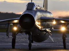 Lightning (Bernie Condon) Tags: raf royalairforce englishelectric bac lightning fighter interceptor military warplane jet classic preserved vintage british uk coldwar qra bruntingthorpe