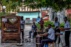 Final Walkabout in Santiago - 9 (AaronP65 - Thnx for over 13 million views) Tags: santiago cuba streetlife
