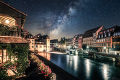 Under the Stars (steinmetznicolas) Tags: alsace aout nuit strasbourg stars etoiles milkyway france petitefrance voielactée landscape paysage night nightphotography nightscape longexposure poselongue nikon d610 1635