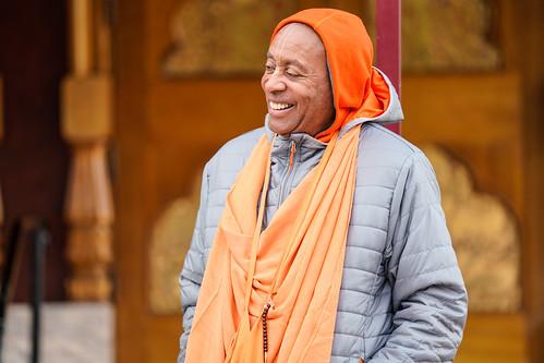 Devamrita Swami In Los Angeles 2018