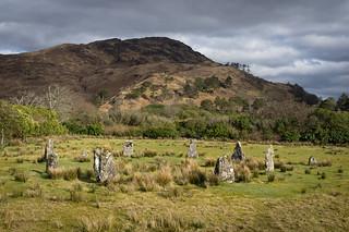 Lochbuie Stone Circle. Mull