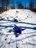 28/365 (Daniel Kulinski) Tags: fun snow day family time happy cold sun sporty slide s8 galaxy