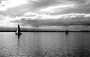 000457 (la_imagen) Tags: sw bw blackandwhite siyahbeyaz silence mood bodensee laimagen lakeconstanze lagodiconstanza lagodeconstanza segeln segelboot sailing sailingboat