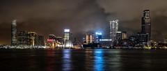 Hong Kong; Kowloon (drasphotography) Tags: hongkong hong kong china kowloon nightshot long exposure nachtaufnahme nacht notte water wasser reflection reflektion skyline drasphotography travel travelphotography reise reisefotografie architecture architektur buildings city cityscape urban