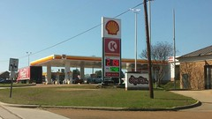 Completed product, March 2nd (Retail Retell) Tags: shell gas fuel station remodel canopy refresh circle k convenience store car wash center hernando ms commerce street desoto county retail update new look 2018 branded