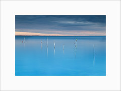 In the blue (Guillaume et Anne) Tags: mèze étang thau sète montpellier france canon 6d 24105f4lis 24105 24105f4 filtre filters leefilters lee gnd09 gnd03 big stopper poselongue longexposure coucherdesoleil sunset sud