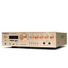 Sunbuck AV-580USB/BT 1200W Bluetooth 5CH Amplifier Support FM Radio USB SD Card (1268808) #Banggood (SuperDeals.BG) Tags: superdeals banggood electronics sunbuck av580usbbt 1200w bluetooth 5ch amplifier support fm radio usb sd card 1268808