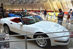 1992 Chevy Corvette (Chad Horwedel) Tags: 1992chevycorvette chevycorvette chevrolet chevy corvette classic car corvettemuseum bowlinggreen